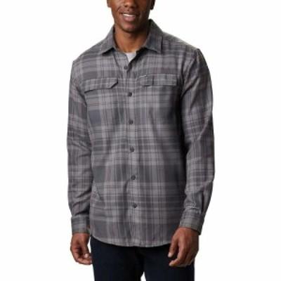 コロンビア Columbia メンズ シャツ フランネルシャツ トップス Silver Ridge 2.0 Flannel Shirt Shark Flannel