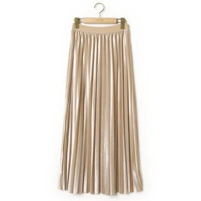 スカート プリーツスカート