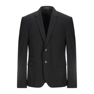 ヴァレンティノ VALENTINO テーラードジャケット ブラック 52 バージンウール 98% / ポリウレタン 2% / ウール / レーヨン