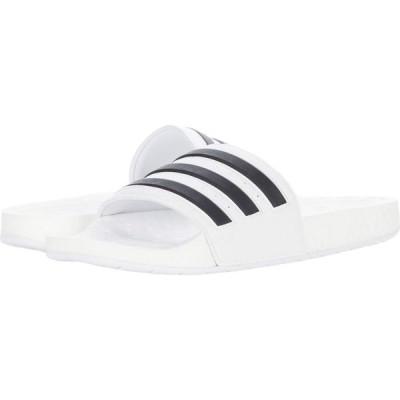 アディダス adidas メンズ サンダル シューズ・靴 Adilette Boost Slides White/Black/White