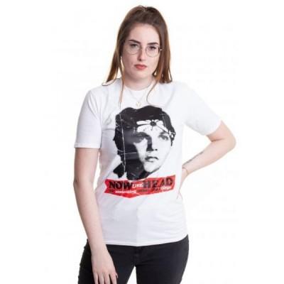 インペリコン Impericon レディース Tシャツ トップス - Now Use Head White - T-Shirt white