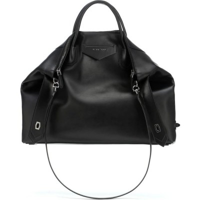 ジバンシー Givenchy レディース トートバッグ バッグ antigona soft large leather tote Black