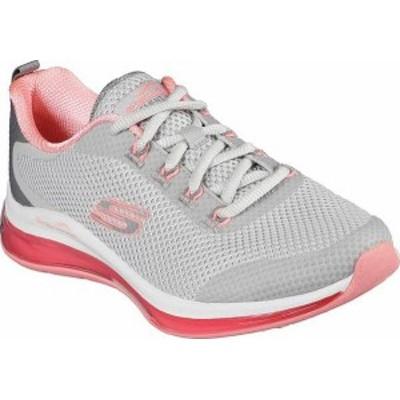 スケッチャーズ レディース スニーカー シューズ Women's Skechers Skech-Air Element 2.0 Sneaker Gray/Hot Pink