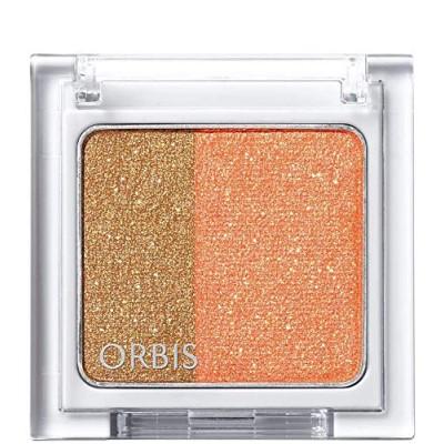 大人気 ORBIS(オルビス) ツイングラデーションアイカラー オレンジプラリネ ◎アイシャドウ◎