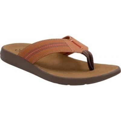 メンズサンダル クラークス カジュアル Clarks Men's Beayer Walk Thong Sandal 正規輸入品