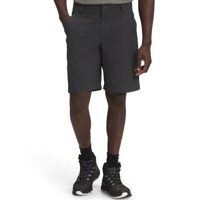 ノースフェイス メンズ ハーフ&ショーツ ボトムス Paramount Horizon 10#double; Inseam FlashDry Shorts Asphalt Grey