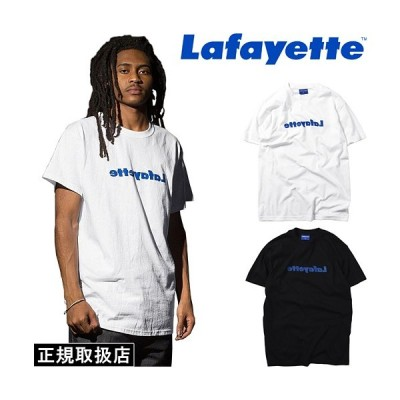 Lafayette(ラファイエット) MIRROR LOGO TEE