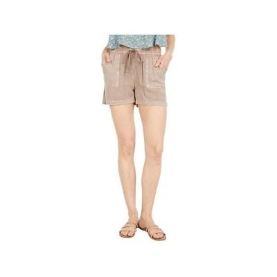 オニール Fern Shorts レディース ショートパンツ ズボン 半ズボン Driftwood