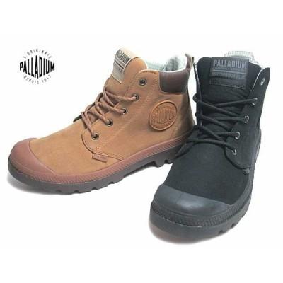パラディウム PALLADIUM PAMPA LITE+ CUFF WPL ウォータープルーフシューズ メンズ レディース 靴