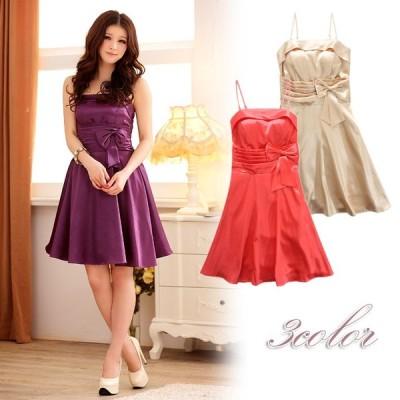 パーティードレス 大きいサイズ ぽっちゃり 結婚式 ワンピース エレガントなキャミドレス 姫系ドレス フォーマル F/2L/3L/4L 3201