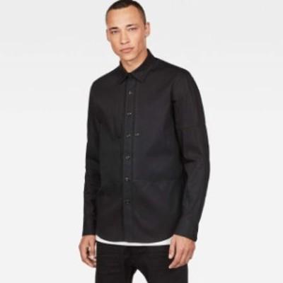 gstar ジースター ファッション 男性用ウェア シャツ gstar rackam-denim-straight