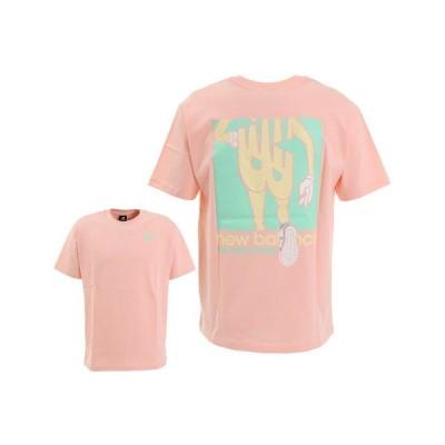 ニューバランス(new balance) Tシャツ 半袖 メンズ アスレチックスランナーショートスリーブ MT01515PSA オンライン価格 (メンズ)