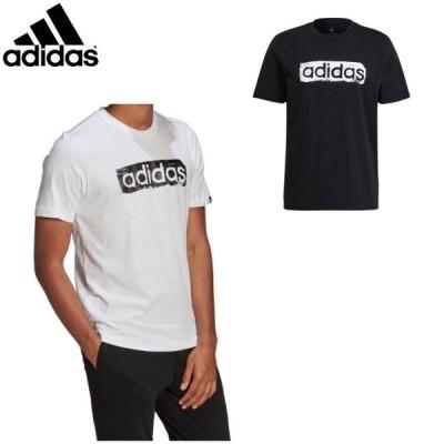 アディダス メンズ Tシャツ 半袖 シャツ トップス カジュアルウェア 普段着 トレーニングウェア スポーツウェア ジム adidas 31438