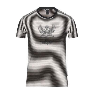 ジャストカヴァリ JUST CAVALLI アンダーTシャツ ブラック VI コットン 94% / ポリウレタン 6% アンダーTシャツ