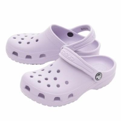 クロックス(crocs)ジュニア クラシック クロッグ Lavender 204536-530 オンライン価格  (Jr)