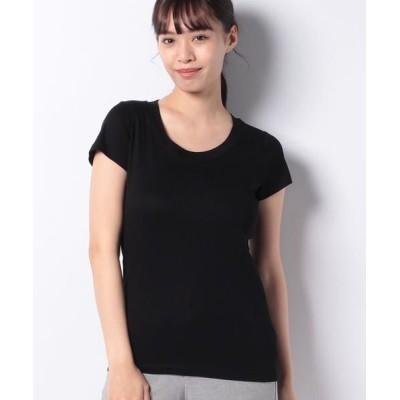 Leilian/レリアン Tシャツ ブラック9 9