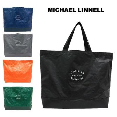 マイケルリンネル MICHAELLINNELL PE Shopper ショッパー エコバッグ メンズ レディース レジャー エコバッグ