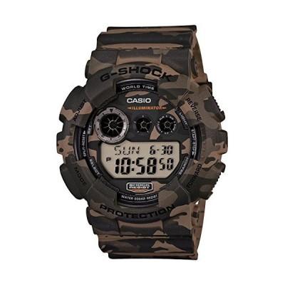 [カシオ]CASIO 腕時計 G-SHOCK CAMOUFLAGE Gショック カモフラージュ GD-120CM-5 メンズ [逆輸入]
