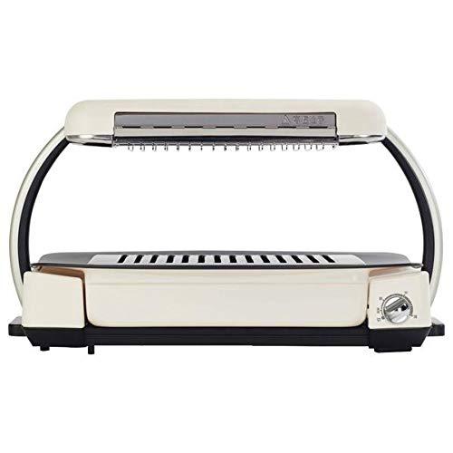日本公司貨  Aladdin 阿拉丁 AEG-G13A 遠紅外線 無煙烤肉機 桌上型 電烤盤 少油 0.2秒發熱  日本必買代購