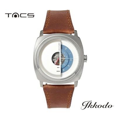 あすつくタックス TACS MASK PLAYER AUTOMATIC 自動巻き スーパールミノバ 42mm 5気圧防水 日本国内正規品 2年保証 腕時計 TS2101B