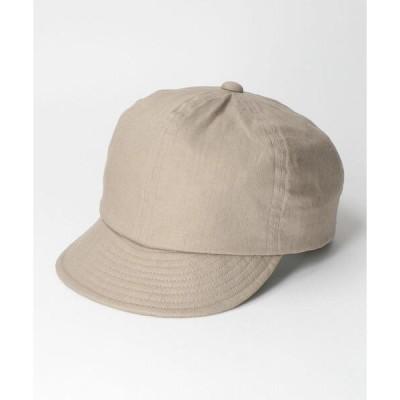 帽子 キャップ <NINE TAILOR> LYMNGTN CAP LN/キャップ