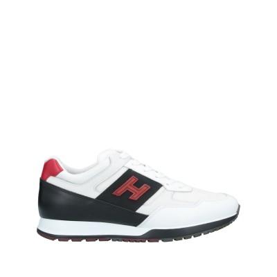 ホーガン HOGAN スニーカー&テニスシューズ(ローカット) アイボリー 5 革 / 紡績繊維 スニーカー&テニスシューズ(ローカット)
