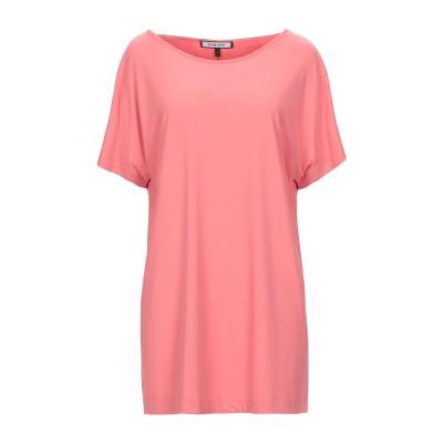 FISICO T シャツ ピンク S ナイロン 86% / ポリウレタン 14% T シャツ