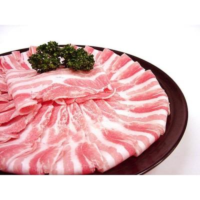九州産○豚ばらうす切 すき焼き・しゃぶしゃぶ用[100g]