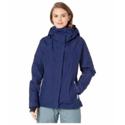 ロキシー レディース コート アウター GORE-TEX 2L Wilder Snow Jacket Medieval Blue