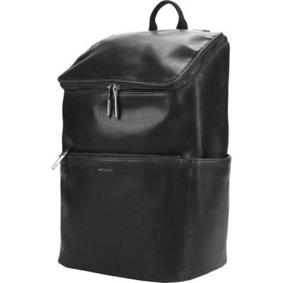 マット アンド ナット MATT & NAT メンズ バッグ backpack & fanny pack Black