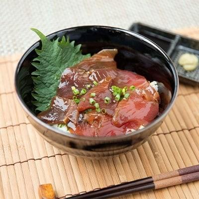 枕崎産鰹使用かつお漬け丼【合計16食】 漁師のまかないめし 簡単調理 惣菜 常備 非常食 緊急時 備