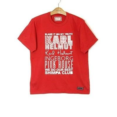 tシャツ Tシャツ ワールドロゴプリントTシャツ