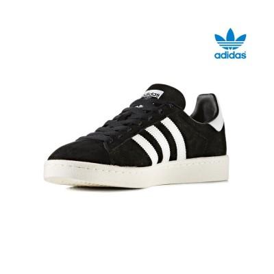 【アトモス】 adidas Originals CAMPUS Core Black/Running White/Chalk White メンズ ブラック 22.5cm atmos