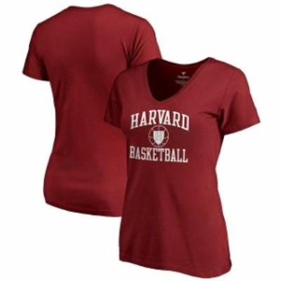 Fanatics Branded ファナティクス ブランド スポーツ用品  Fanatics Branded Harvard Crimson Womens Crimson In Bound