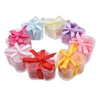 婚禮小物-3朵香皂花 (出清特價) -送客禮/活動禮/姊妹禮/婚禮氣氛/香皂花/婚禮小物批發 幸福朵朵