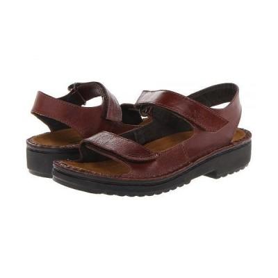 Naot ナオト レディース 女性用 シューズ 靴 ヒール Karenna - Luggage Brown Leather