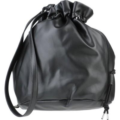 メゾン マルジェラ MM6 MAISON MARGIELA レディース バッグ backpack & fanny pack Black