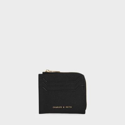 【再入荷】クラシックジッパーポーチ / Classic Zipper Pouch (Black)