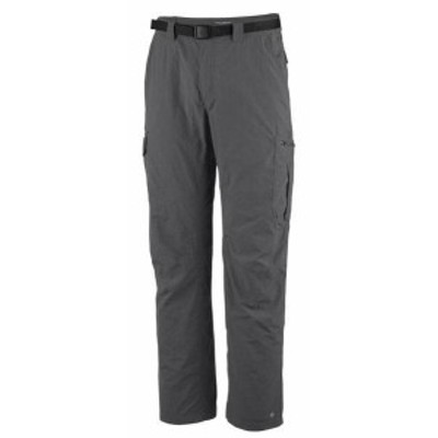 columbia コロンビア アウトドア 男性用ウェア ズボン columbia silver-ridge-cargo-pants-short