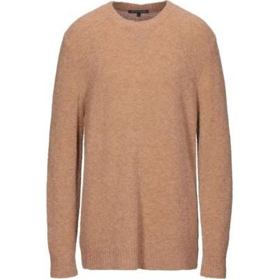ドライコーン DRYKORN メンズ ニット・セーター トップス Sweater Camel