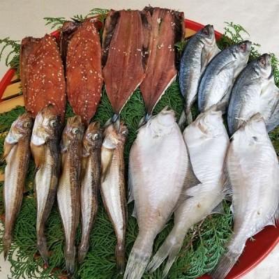 魚屋のきまぐれ干物便【3,000円】