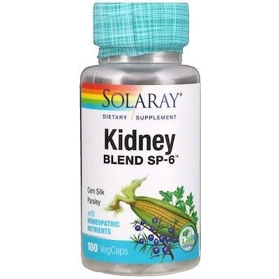 キドニーブレンドSP-6, 植物性カプセル100錠