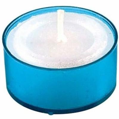 金光味噌 EBM-5431400 カラークリアカップティーライト(24個入)S8351 B ブルー (EBM5431400)