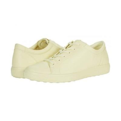 ECCO エコー レディース 女性用 シューズ 靴 スニーカー 運動靴 Soft 7 Luxe Sneaker - Sherbet Cow Leather