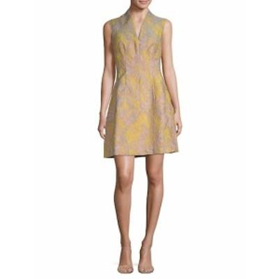 ジョシーナトリ レディース ワンピース Graphic Texture A-Line Dress