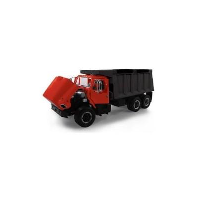 International Sシリーズ ダンプトラック レッド  40-0199F 建機模型 重機 /FirstGearファーストギア  1/25