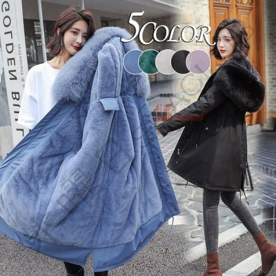 ダウンジャケット ダウンコート レディース ミドル丈 暖かい 中綿 冬 防寒着 フード付きコート 可愛い 30代 フェイクファー 20代 ゆったり 40代 厚手 婦人服