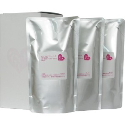 アリミノ ピース グロスmilk ホワイト 詰め替え 200ml×3袋