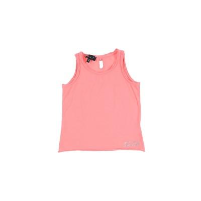 ツインセット シモーナ バルビエリ TWINSET T シャツ ピンク 6 コットン 87% / ポリウレタン 13% T シャツ