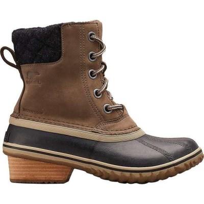 ソレル レディース ブーツ・レインブーツ シューズ Sorel Women's Slimpack II Lace Boot